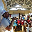 Volunteer the case of the Community Intervention Units in Haiti